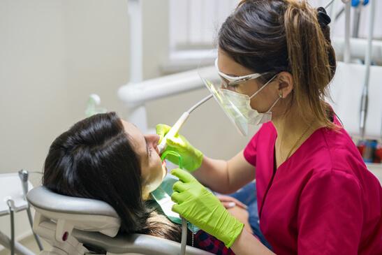Parodontologie Sbtandartsen